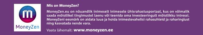 Inimlikud laenud   MoneyZen.eu